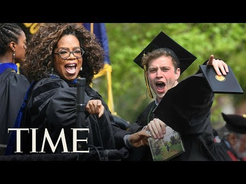 Here Are The Best Commencement Speeches Of 2019 | TIME