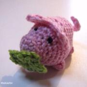 Glücks Schweinchen