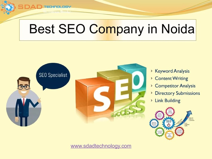 SDAD Technology- We are One of the Best SEO Company in Noida