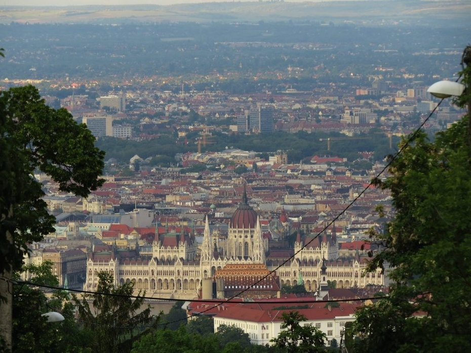 SOLworld 2019 - Budapest view