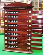 _Thos Padmore antique scoreboard