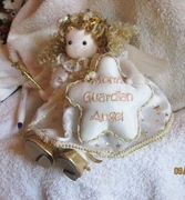 Guarding Angel Musical Doll,