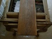 old oak table
