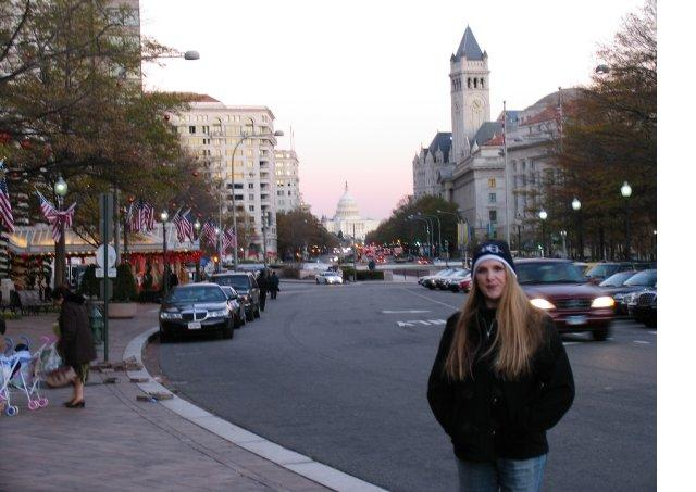 Me in DC