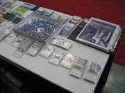 Gen Con Indy Day 2 Collins Epic Wargames Product Display - Frontline General: Italian Campaign Introduction