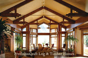 Timber Frame Home | Great Rooms