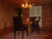 GKL Cabin 7-07 dining rm