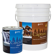 Capture  & Cascade Log Stain