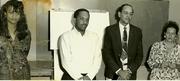 """Fotos viejas, apertura curso de """"Formación Metodológica para Docentes, INFOTEP, 1991"""