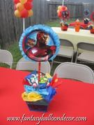 Ironman Centerpiece