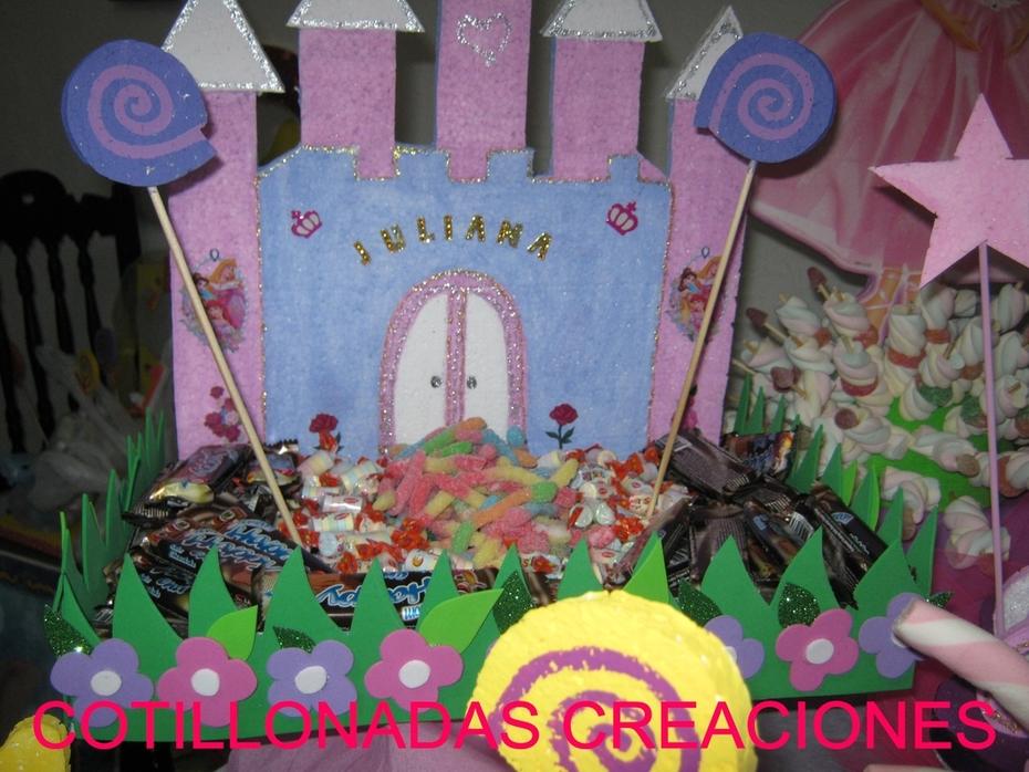 Decoración de salones para fiestas y cumpleaños infantiles.