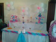 Mesa decorada Princesa