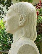Bust of Jayuya