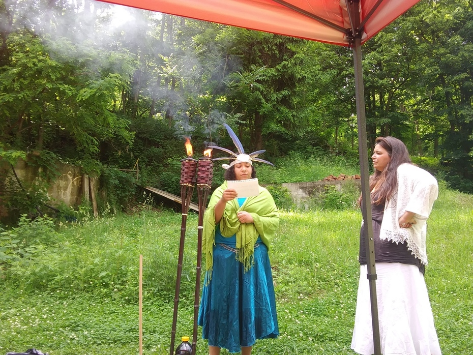 Sirik and Full Moon Ceremony May 2018