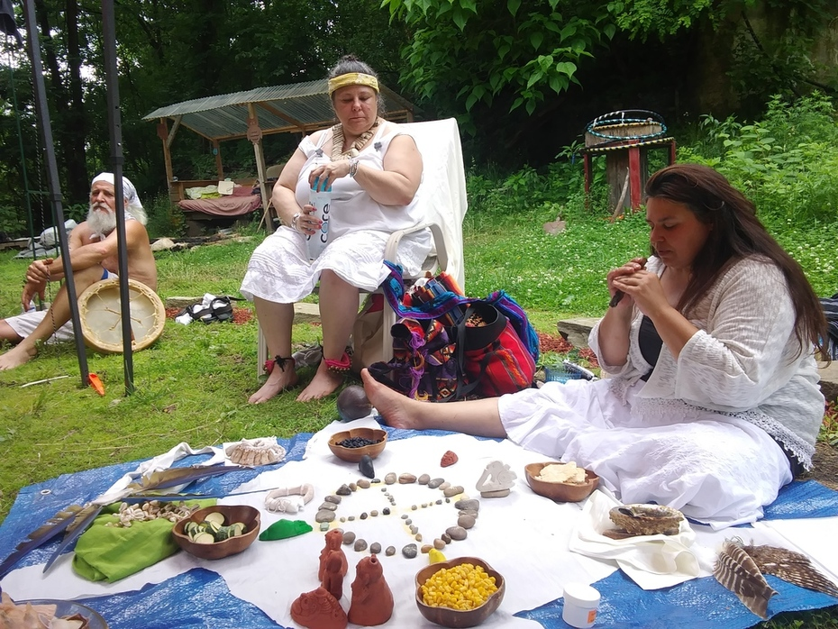 Sirik and Full Moon Ceremony May 2018 1