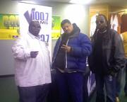 8Ball, Big Mike,M.J.G