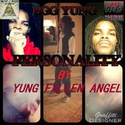 Personality Cover - Yung Fallen Angel