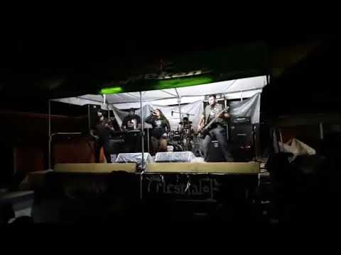Death is Lurking performance in Suriname