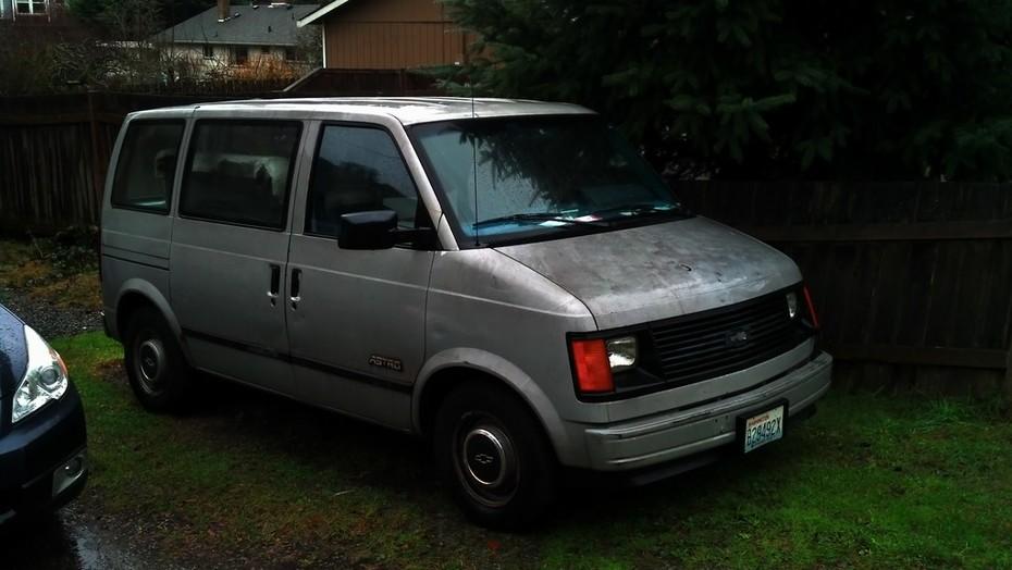 Old Drum Mobile Van