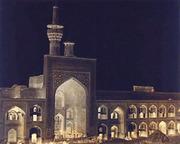 Antonio Giannuzzi: Mosquée de l'Imam Reza, Mashhad, Iran