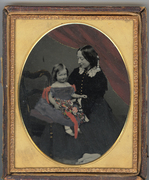 Ambrotype F.Mares Dublin a