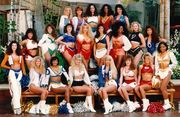1995 Pro Bowl Cheerleaders