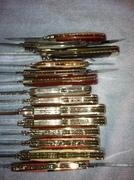 Inside shot of knives 2013