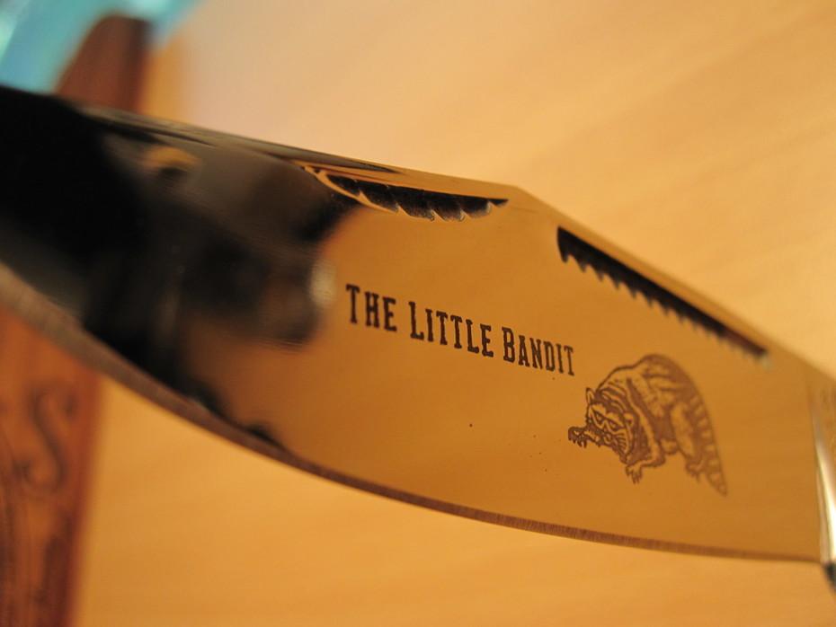 Parker Little Bandit Clasp 2