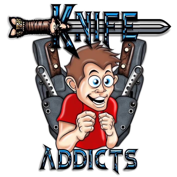 Knife Addicts Logo