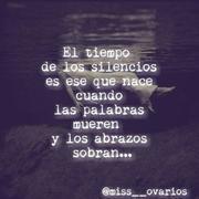 Miss Ovarios callados