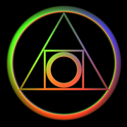 3D Creations and Simulations of Symbols sacred geometry from labs to legend.