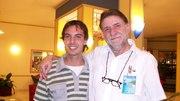 Con Axel de Viajes Piamonte, Argentina