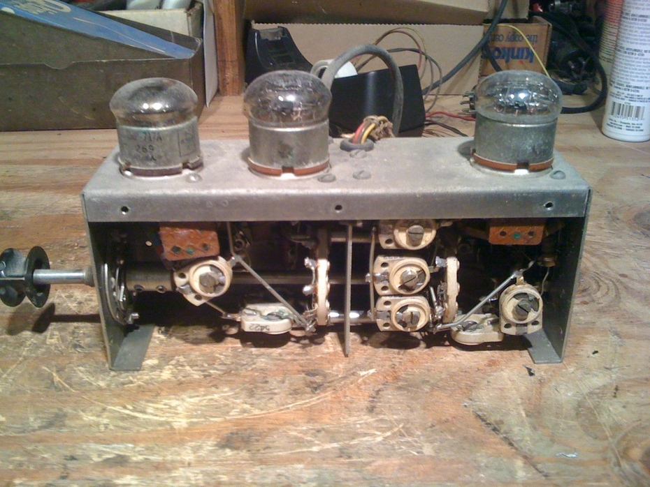 FM Converter inside 3