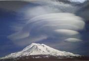 Mt Shasta's Lenticulars