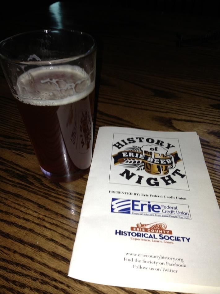 Erie Beer History Night - Koehler Beer