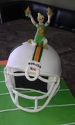 Base ball helmet