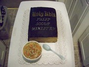 Extreme Home Makeover Jusst Sooup Ministry Cake
