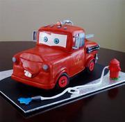 Mater firetruck
