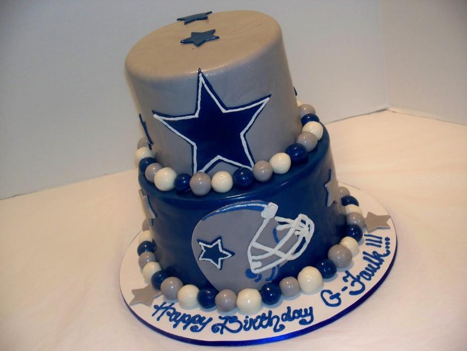 G Faulk Dallas Cowboys Cake Decorating Community Cakes We Bake