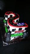 racetrack, #2 cake