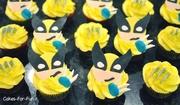 wolverine cupcakes