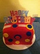 1st cake I ever made