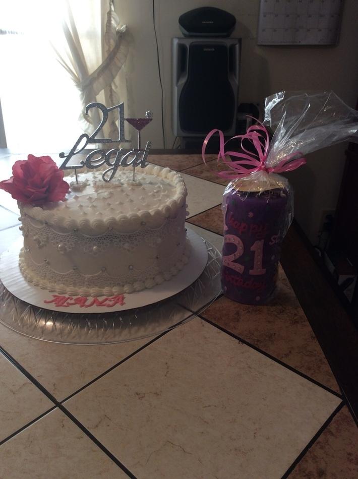 Happy 21st Birthday Alana