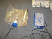 Aquaponics lights 001