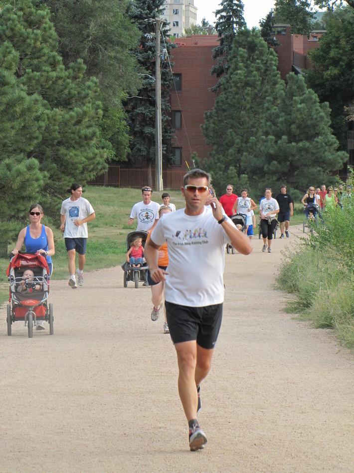 Jack Quinn's Run, Sept. 7