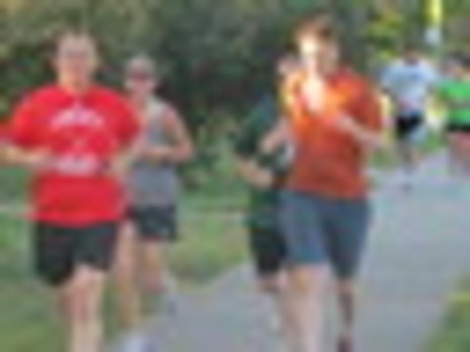 Jack Quinn's Run, Sept. 21
