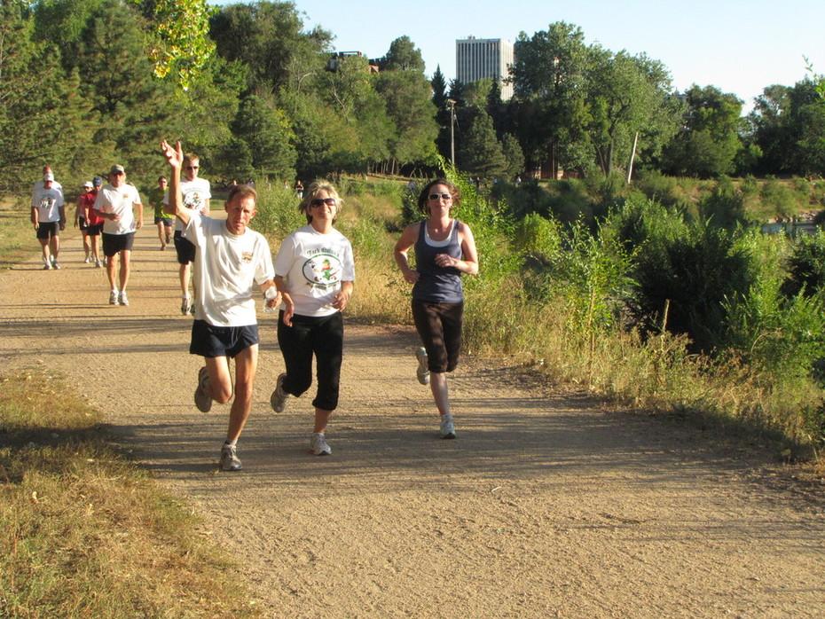 Jack Quinn's Run, Sept. 28