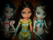 My 3 dead tired dolls