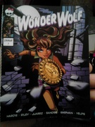wonder wolf comic cover