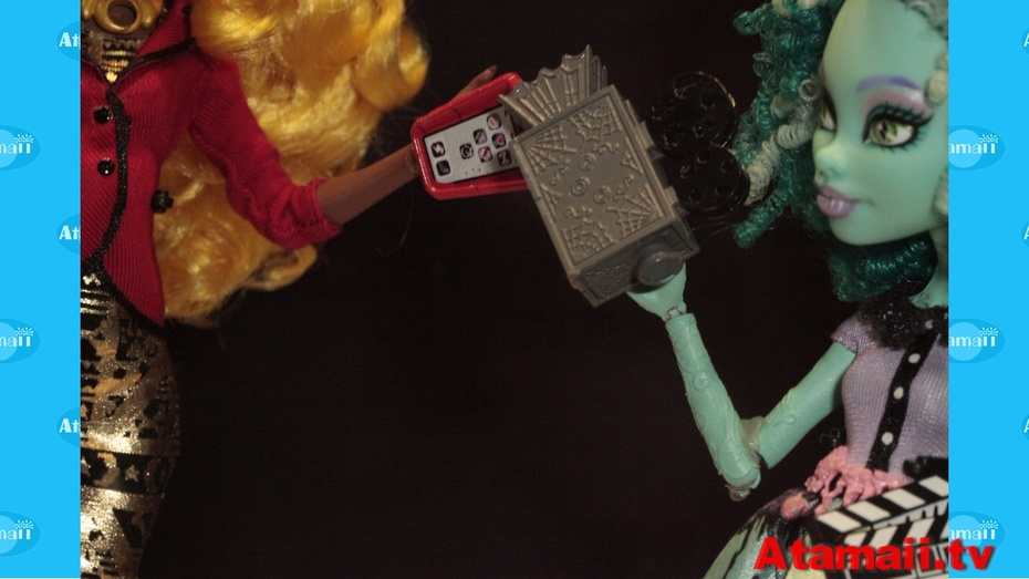 Monster High Doll Pics from  SDCC